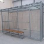 MetalWorx Secure Cage Unit 01