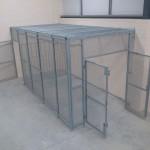 MetalWorx Secure Cage Unit 02