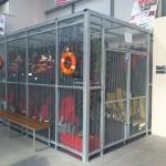 MetalWorx Secure Cage Unit 04