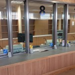Banking Hall Security Counter 13