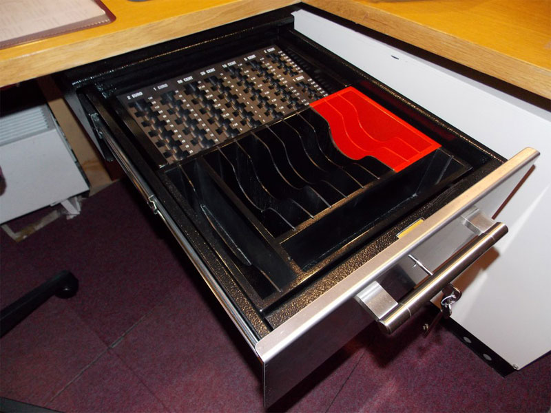 Security Cash Drawers By Metalworx Commercial Security