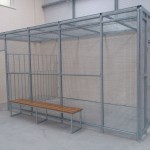 MetalWorx Secure Cage Unit 01