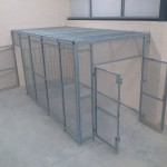 MetalWorx Secure Cage Unit 02