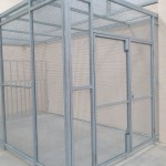 MetalWorx Secure Cage Unit 03