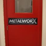 MetalWorx Security Door 03