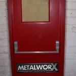 MetalWorx Security Door 04