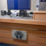 Banking Hall Security Counter 03