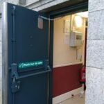 Security Doors with Special Architectural Requirements