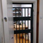 Security Doors by Metaworx