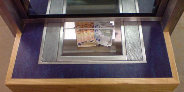 Cashpoint Transaction Windows