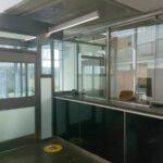 Secure Meeting Lobby by Metalworx